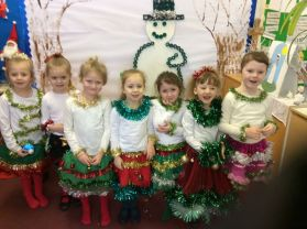 Year 1 and Year 2 Christmas Show