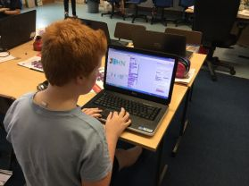 Creating Scratch projects